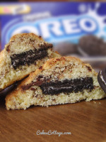 It all started with Oreo (Oreo Stuffed Chocolate Chip Cookie)