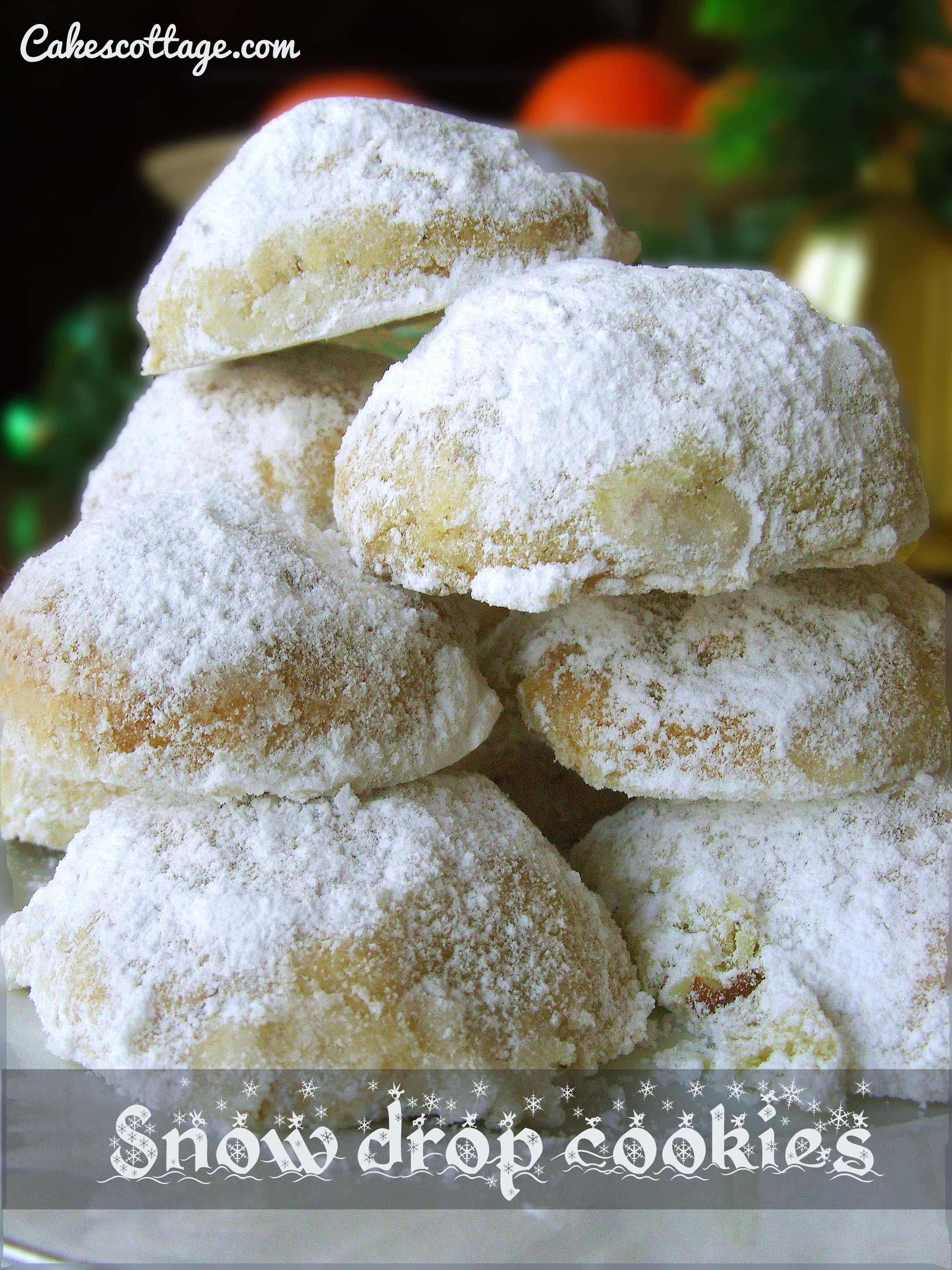 Snow-Drop-Cookies