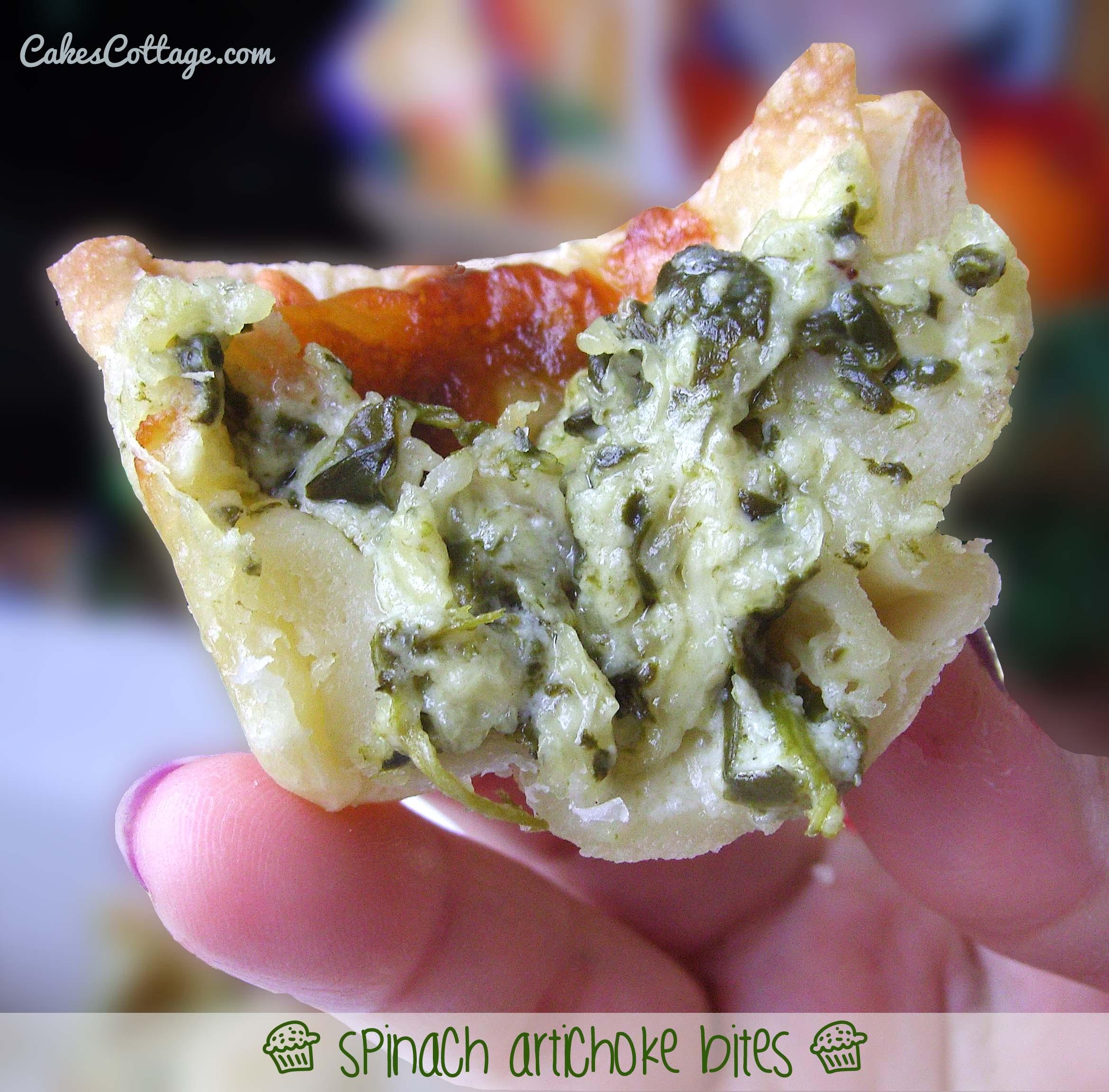 spinach-artichoke-bites