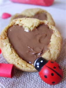 Nutella Cookies Cakescottage