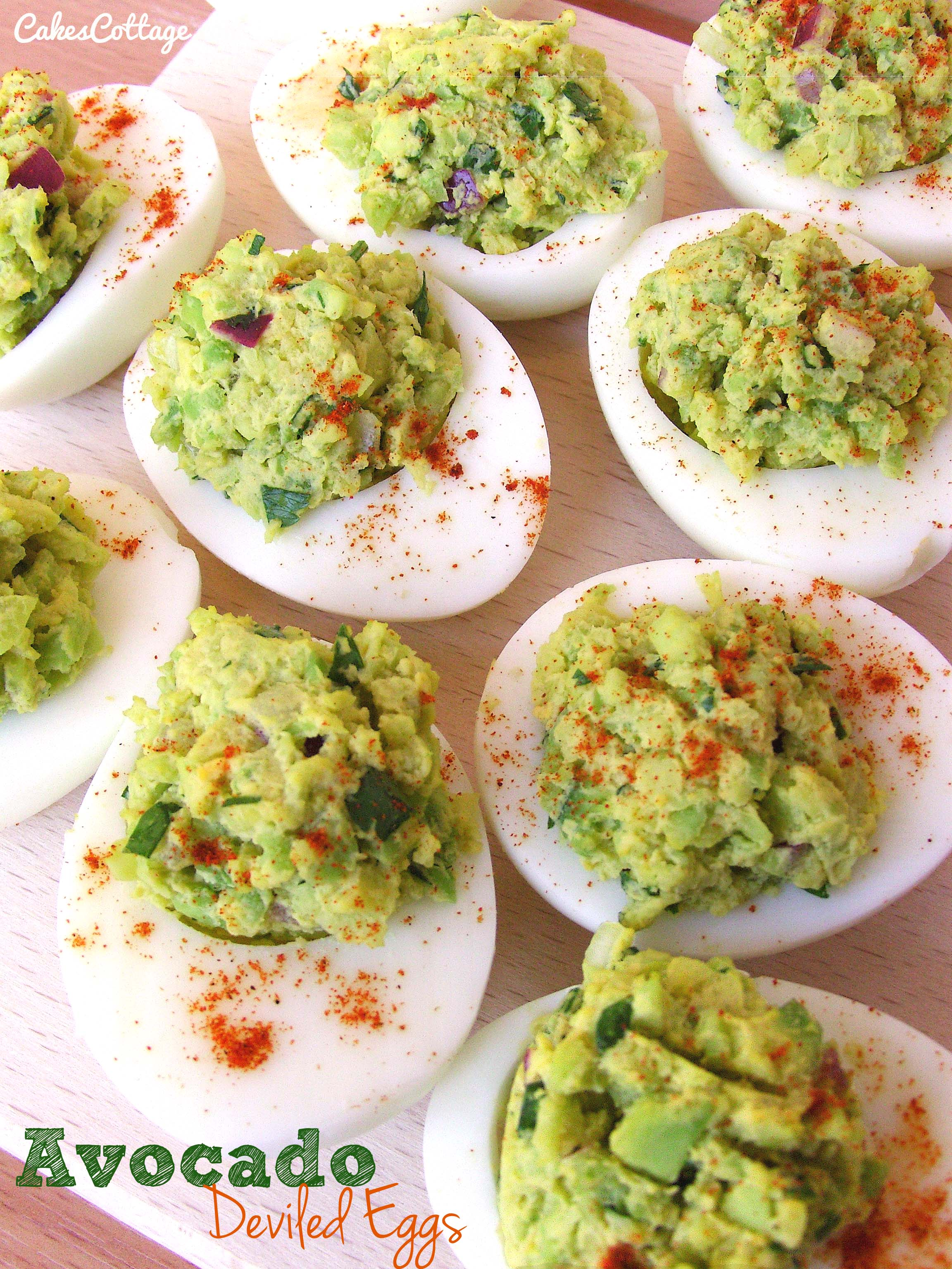 Avocado-Deviled-Eggs