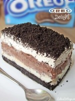 Oreo Delight with Chocolate Pudding