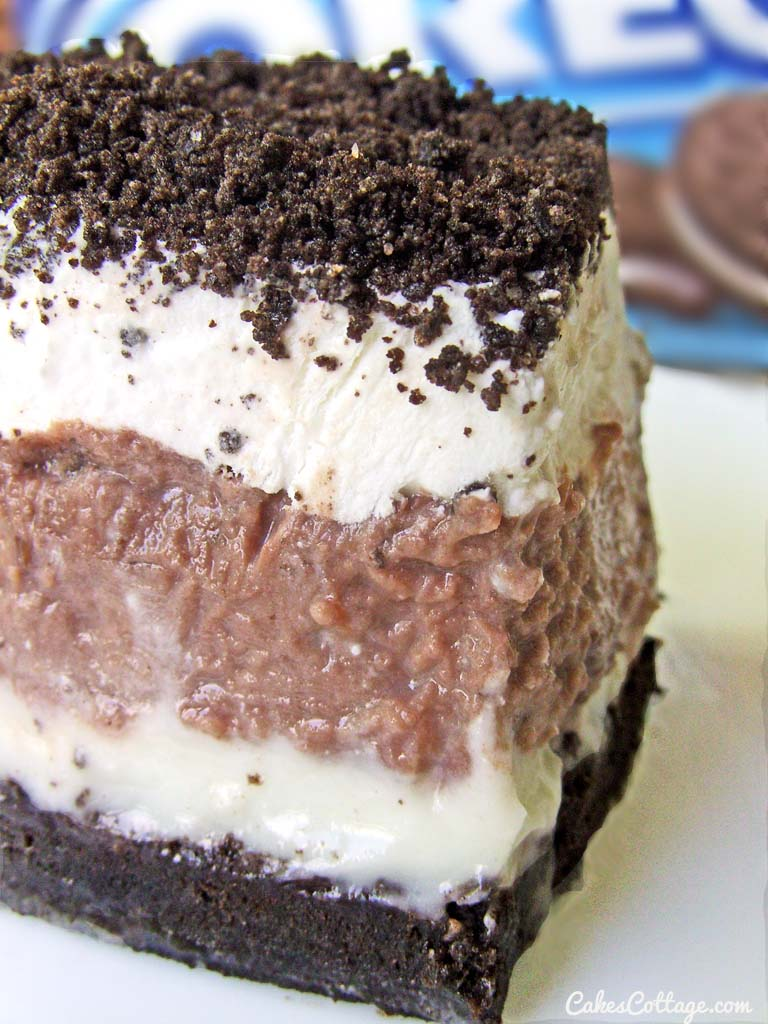 Chocolate Delight Recipe With Cream Cheese