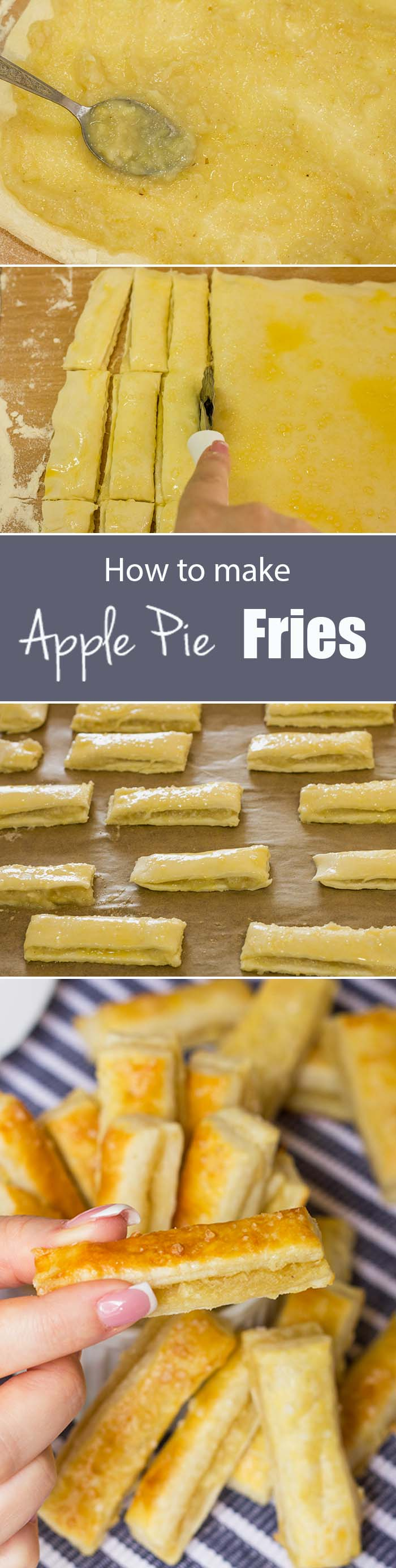Apple Pie Fries Recipe | Page 2 of 2 | Cakescottage