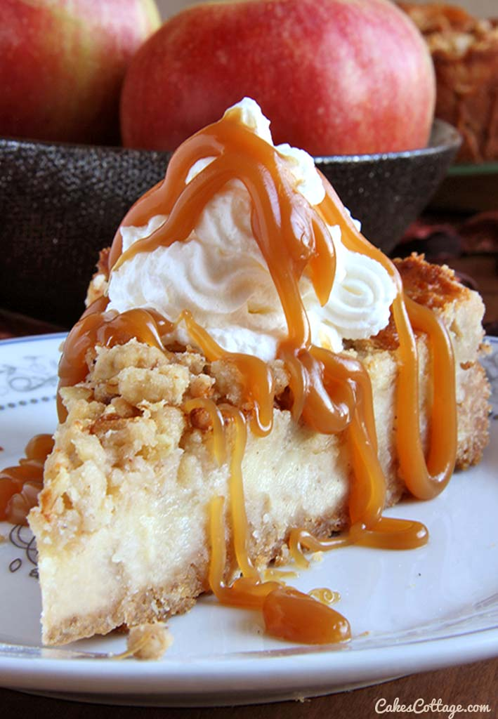 Creamy Vanilla-Caramel Cheesecake Recipes — Dishmaps