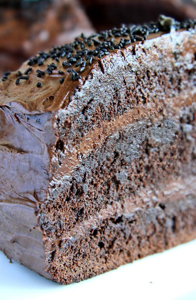 Decadent Chocolate Cake Recipe Cakescottage