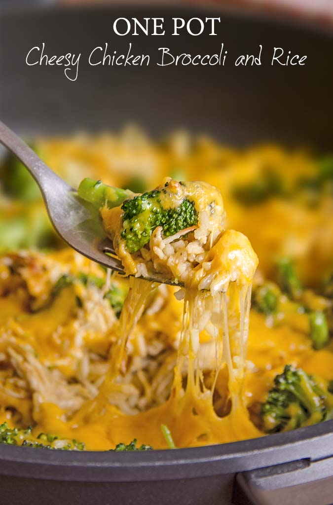 cheesy broccoli chicken