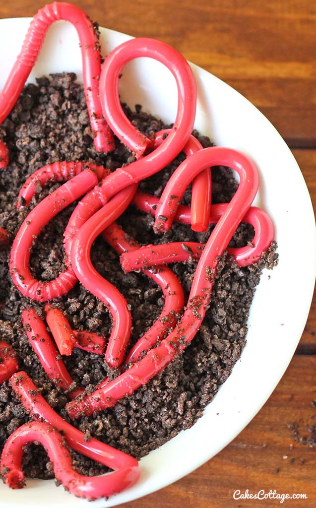 How To Make Dirt Cake