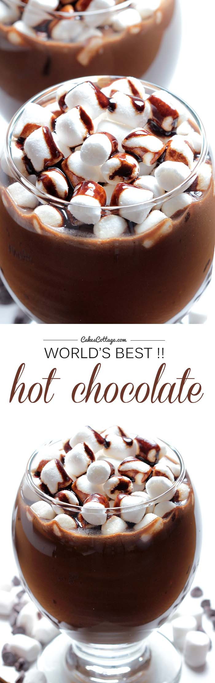 The World's Best Hot Chocolate | Cakescottage