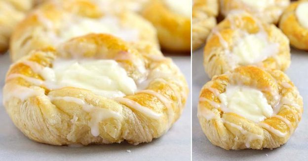 Easy Cream Cheese Danish Cakescottage