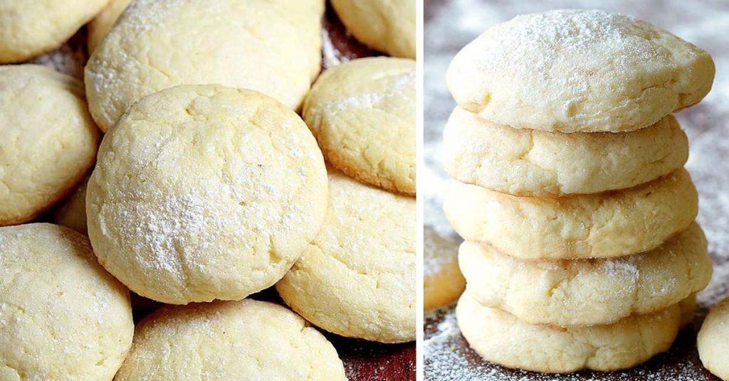 Easy Cream Cheese Cookies Cakescottage