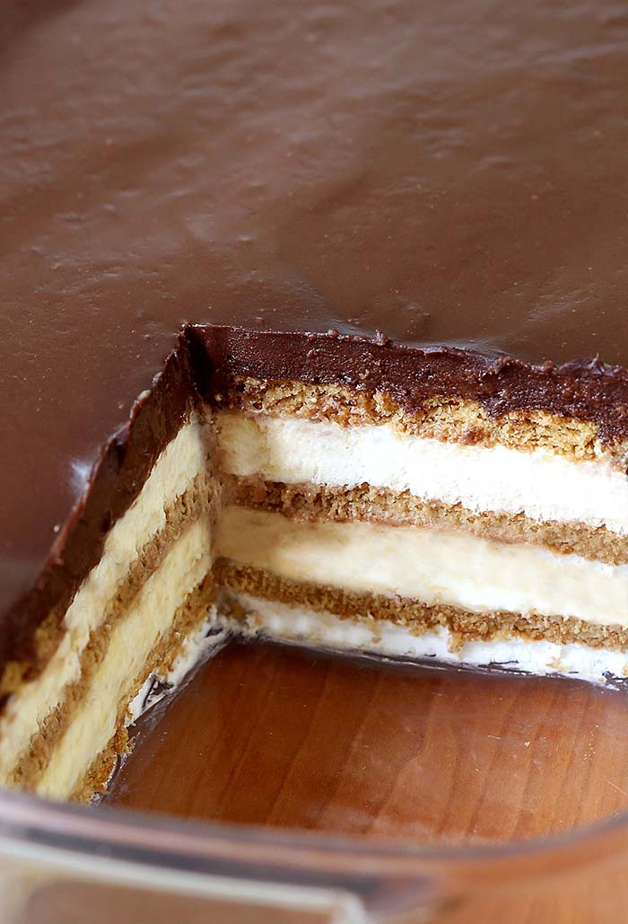 Eclair Cake Recipe Video