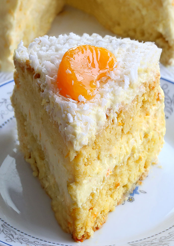 Coconut Cake Recipe With Cake Mix