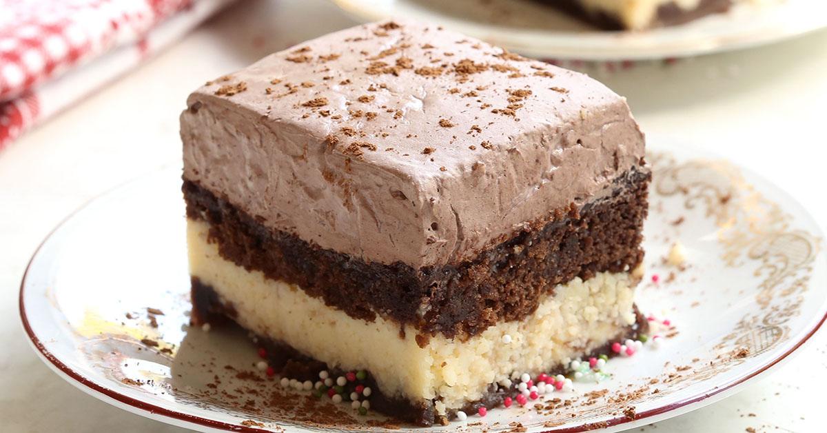 italian chocolate dessert recipe Italian Chocolate Cake