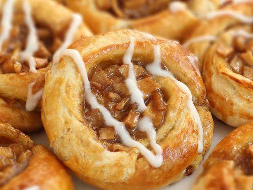 Easy Apple Pie Danish Cakescottage